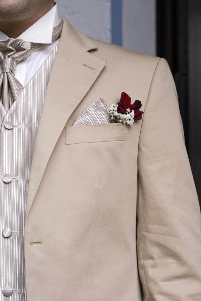 Hochzeitsanzug für Herren