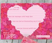 52 Postkarten für das Brautpaar