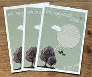 52 Postkarten Hochzeitsspiel