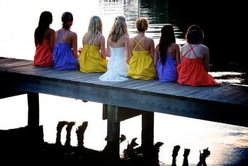 Brautjungfern Bridemaids