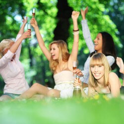 Junggesellinnenabschied Ideen Picknick
