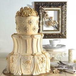 Torte Goldene Hochzeit