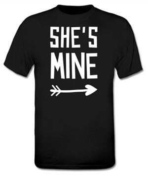 Partner-Shirts gestalten
