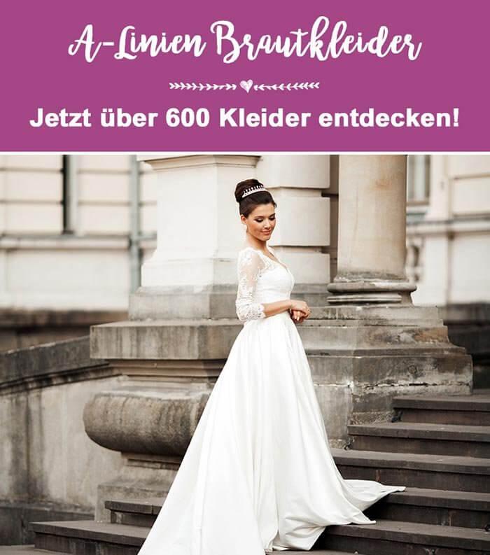 A-Linien Brautkleider