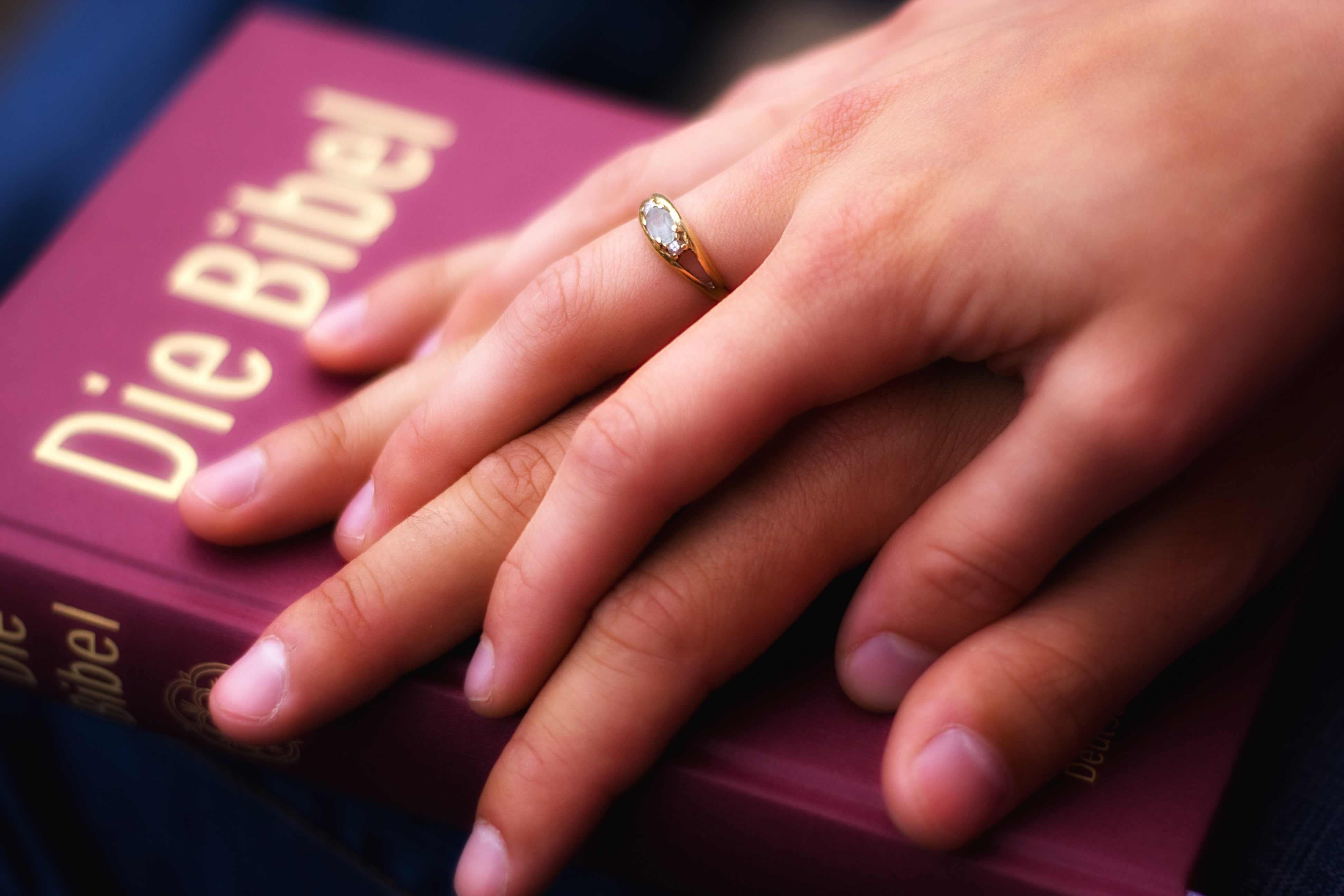 Biblische Trausprüche (Altes Testament)
