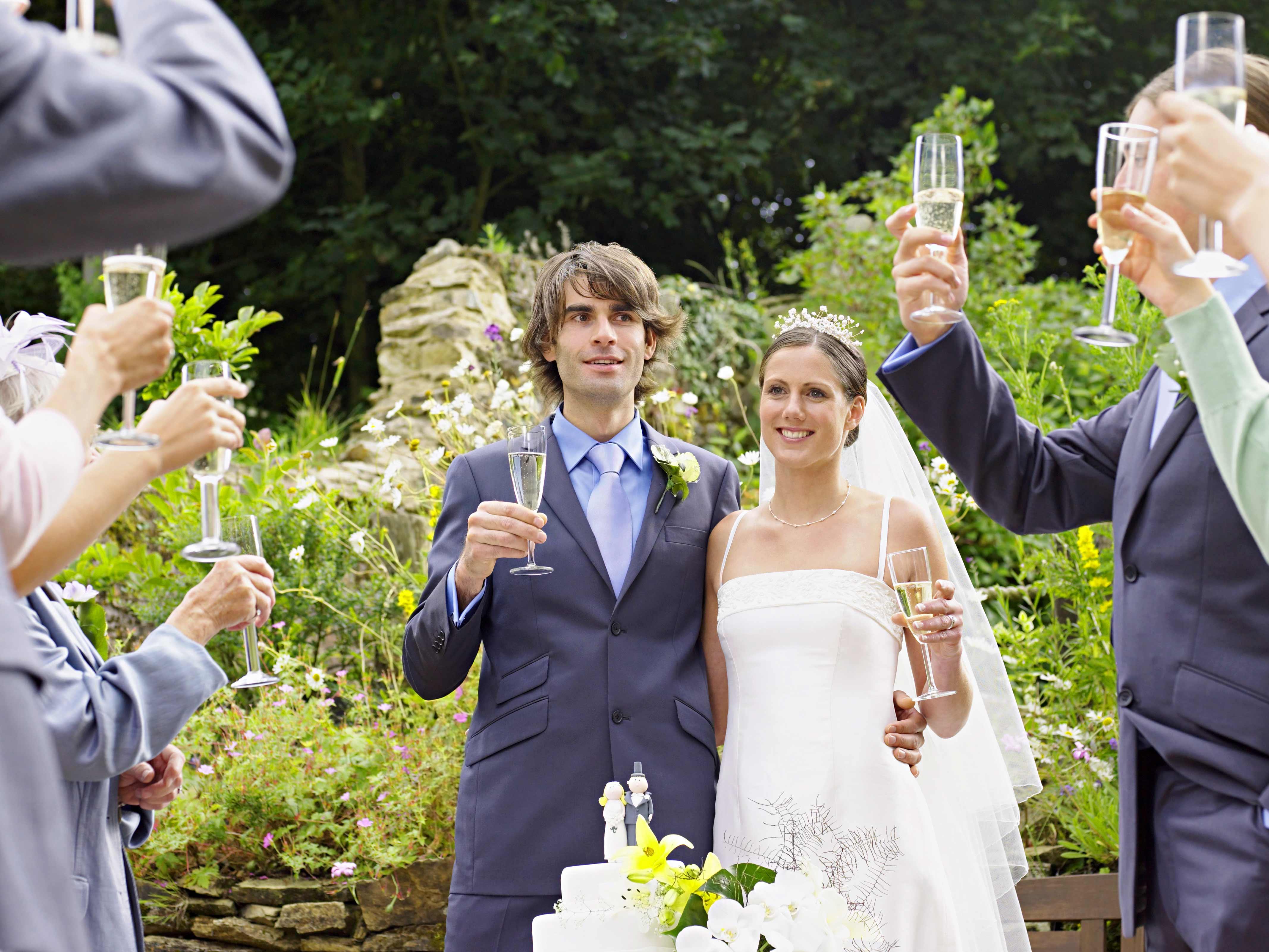 Brautrede Hochzeit