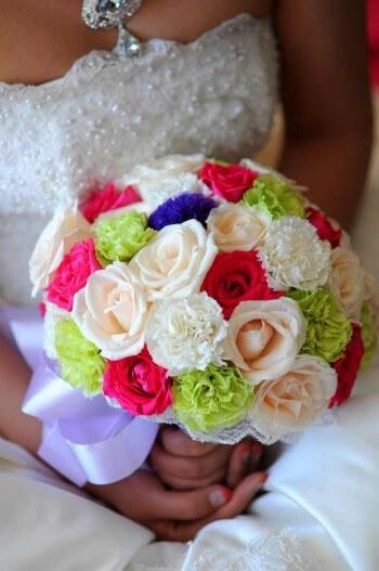 Brautstrauß Fotos