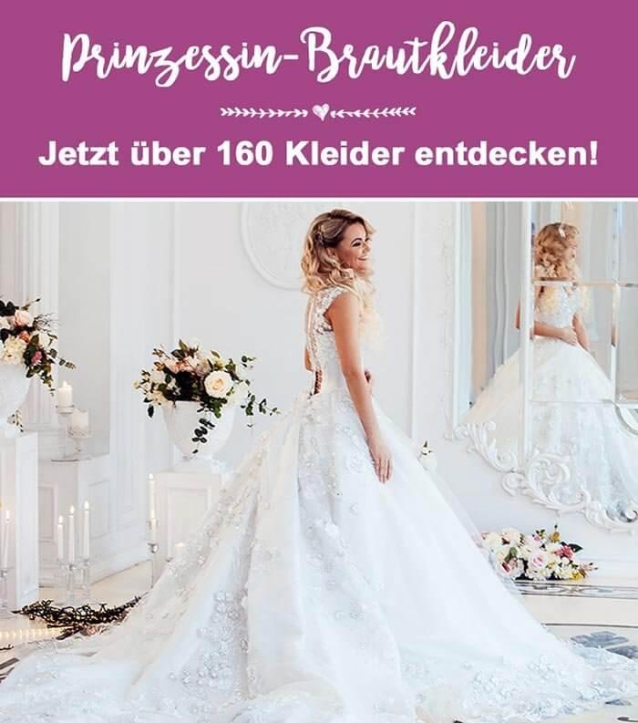Prinzessin Brautkleider