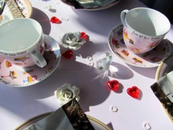 Tischdeko Hochzeit Bilder
