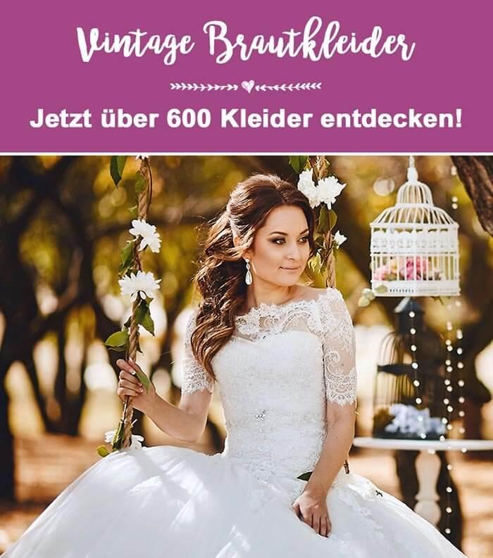 Vintage Brautkleider