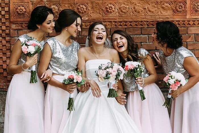 Brautjungfern Frisuren