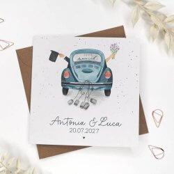 Hochzeitkarte
