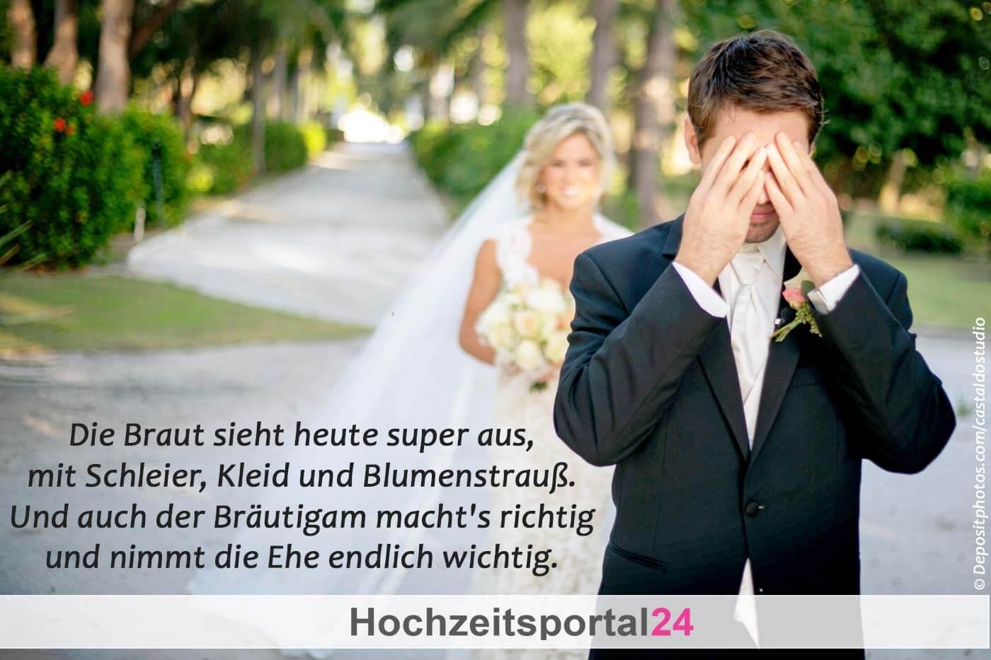 Lustige Hochzeitsverse