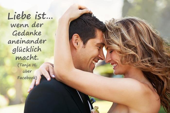 Liebe ist Zitat