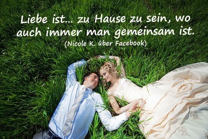 Liebe ist Zitate
