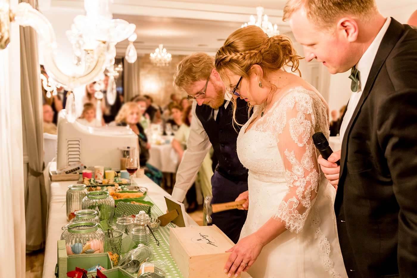 Streitbox Hochzeitsspiel Hochzeitsrede