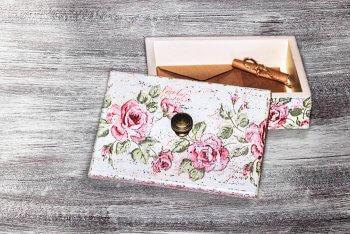 Briefbox Hochzeit Anleitung