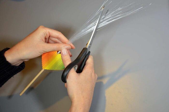 Leichtstäbe Glasfaser