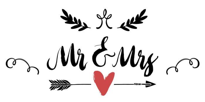 Hochzeitslogo