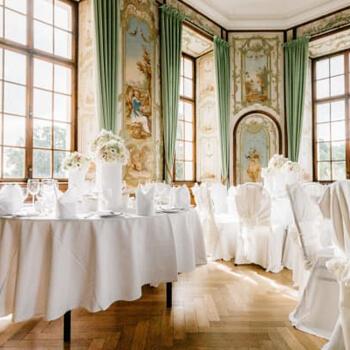 Schloss mieten Hochzeit