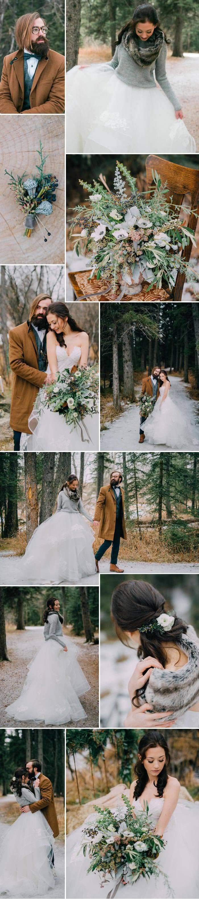 Heiraten im Wald