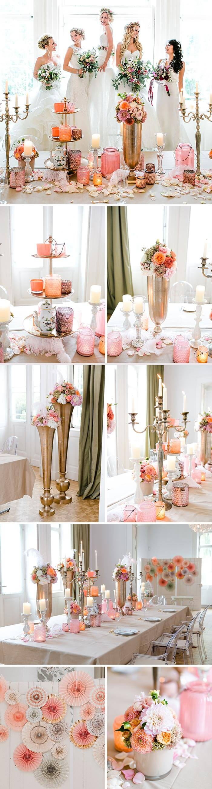 Hochzeitstisch Barock