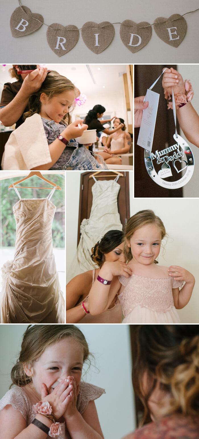 Braut Tochter