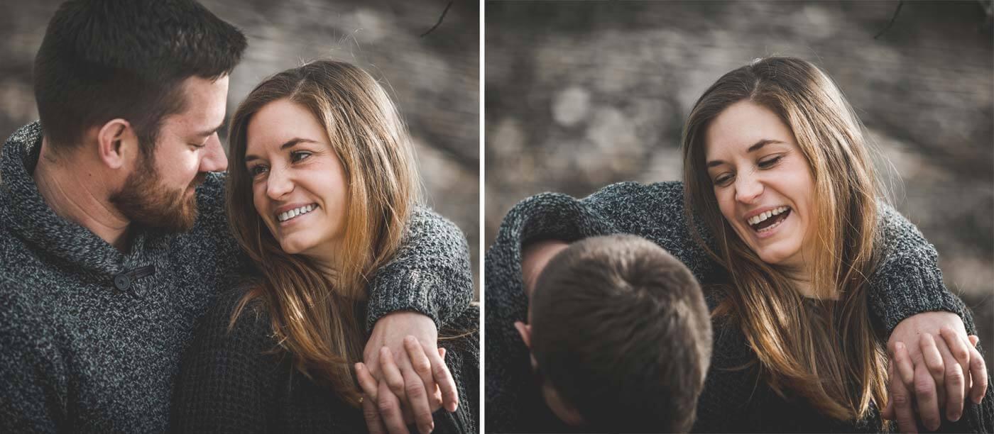 Verlobungs Fotoshooting