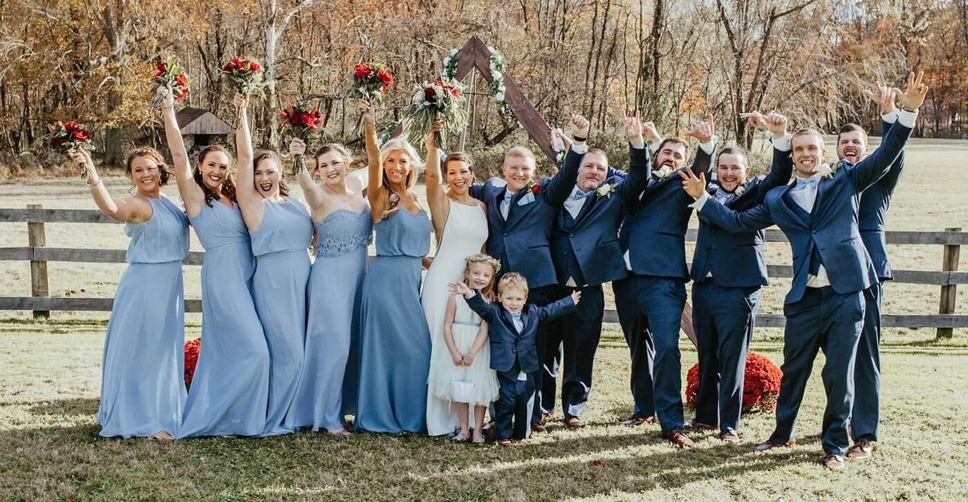 Englische Hochzeitsbräuche