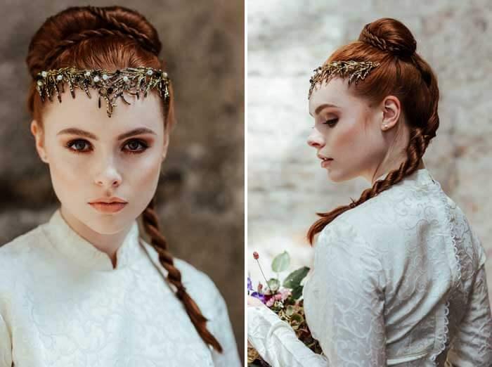 Game of Thrones Brautfrisur