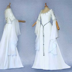 Game of Thrones Hochzeitskleid