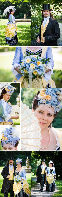 Kleidung 19. Jahrhundert