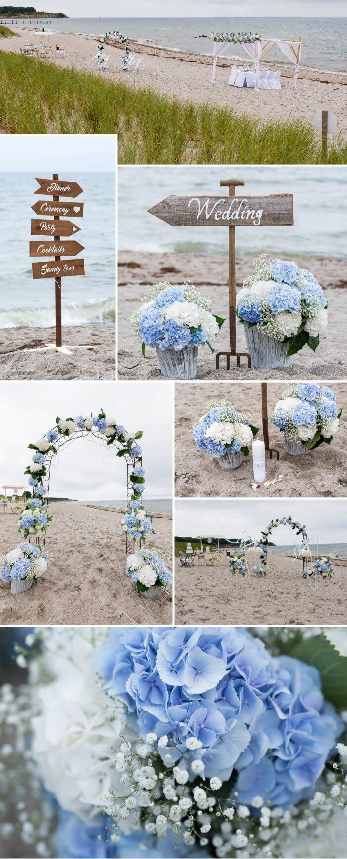 Hochzeit an der Ostsee
