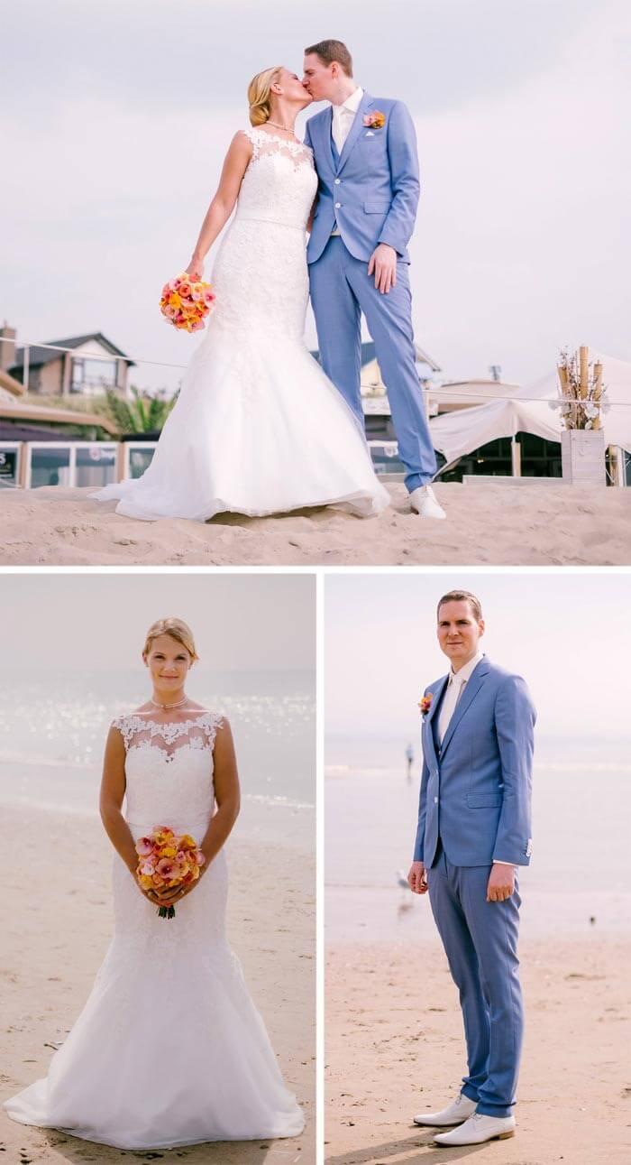 Heiraten am Strand Europa
