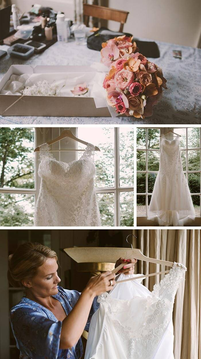 Heiraten in Holland Getting Ready