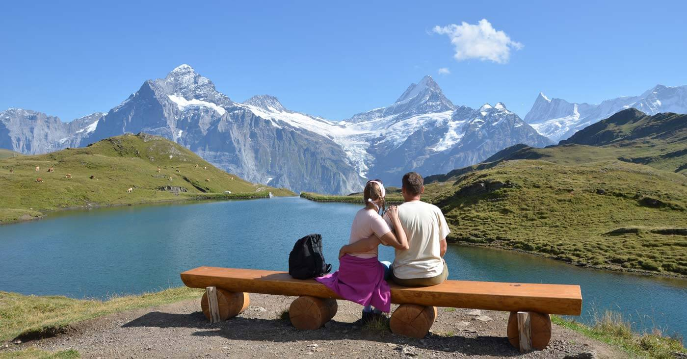 Schweiz Hochzeit Jungfrau Region