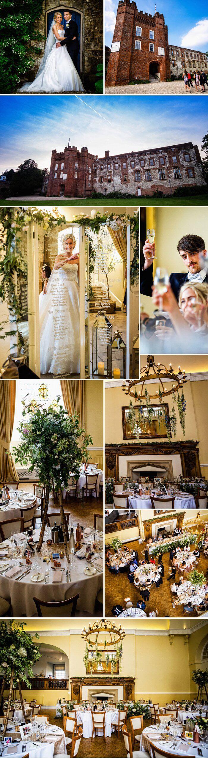 Hochzeit in England