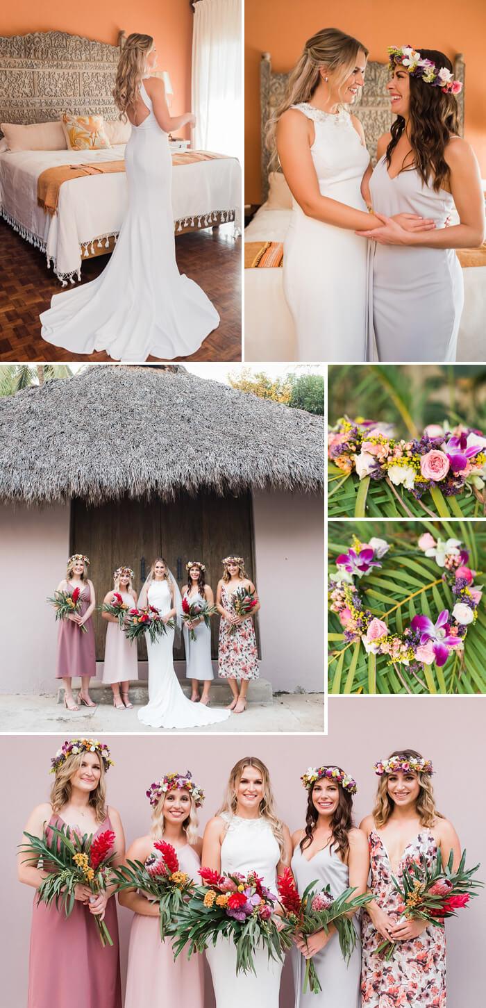 Brautjungfern Mexiko