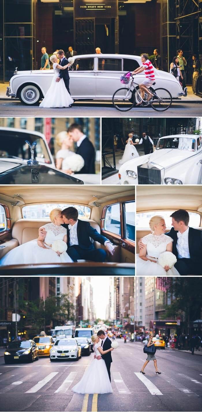 Hochzeit in New York