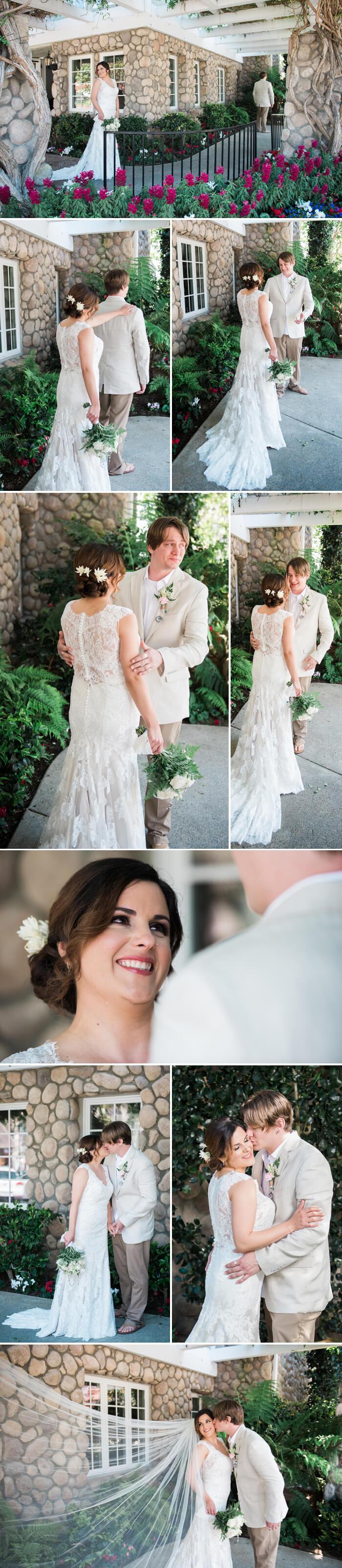 Hochzeitsfotos First Look