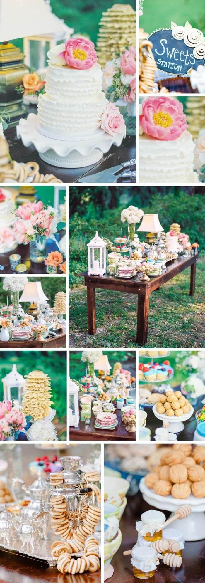 Catering Russische Hochzeit