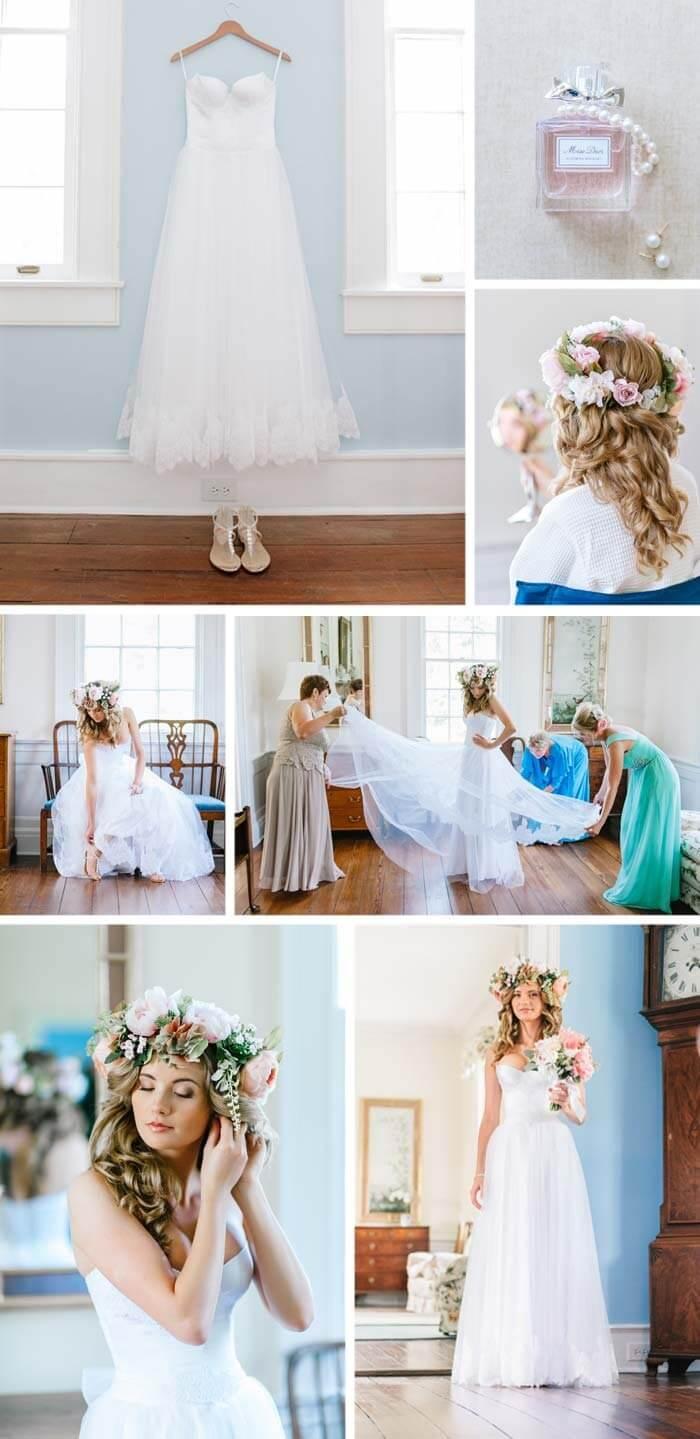 Russische Hochzeitskleider