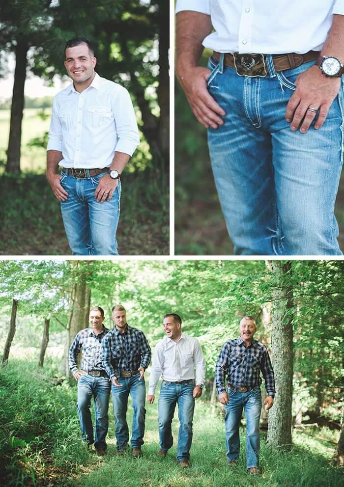 Bräutigam Jeans