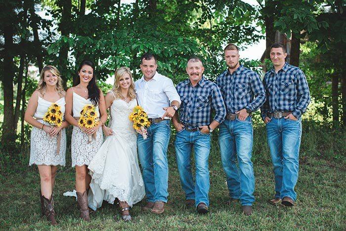 Hochzeit in Jeans