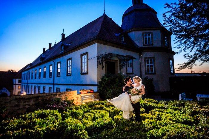 Hochzeit Schloss Aschhausen