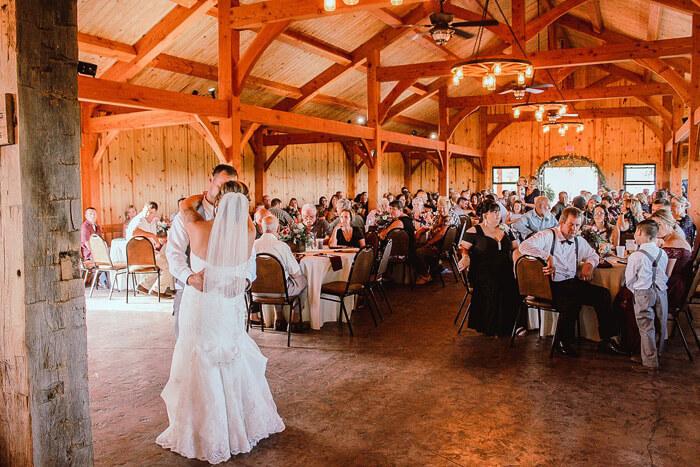 Hochzeit Holz Deko