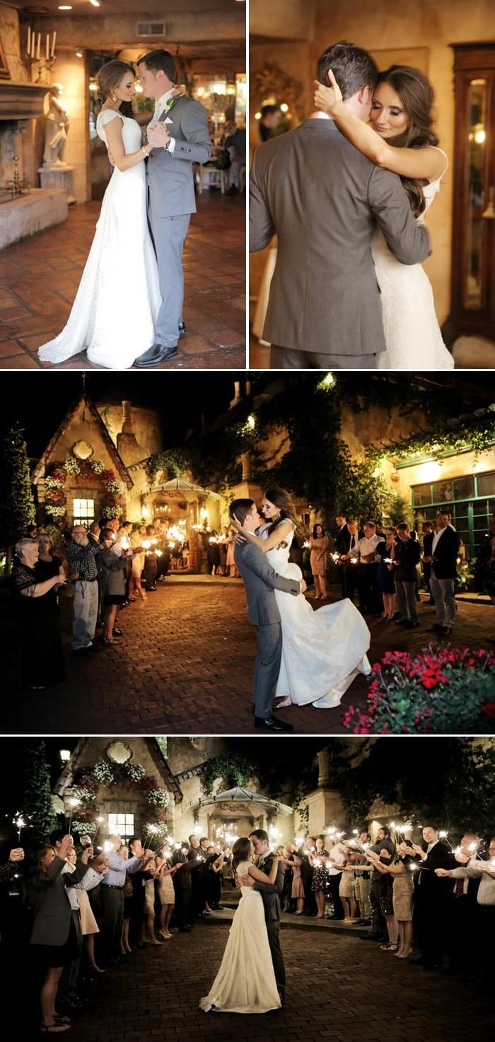 Hochzeit in Pastellfarben