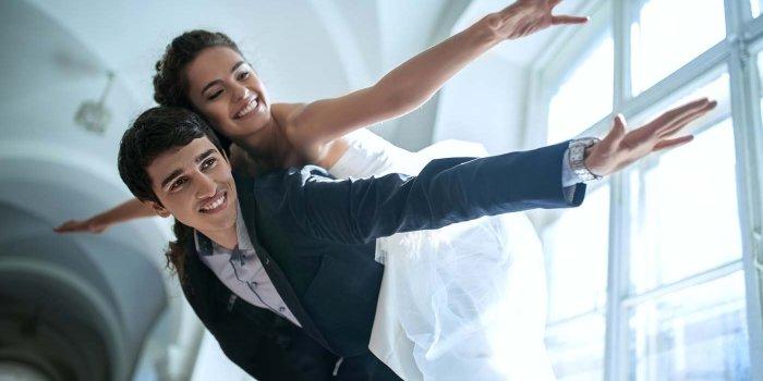 Reise ins Glück Hochzeit
