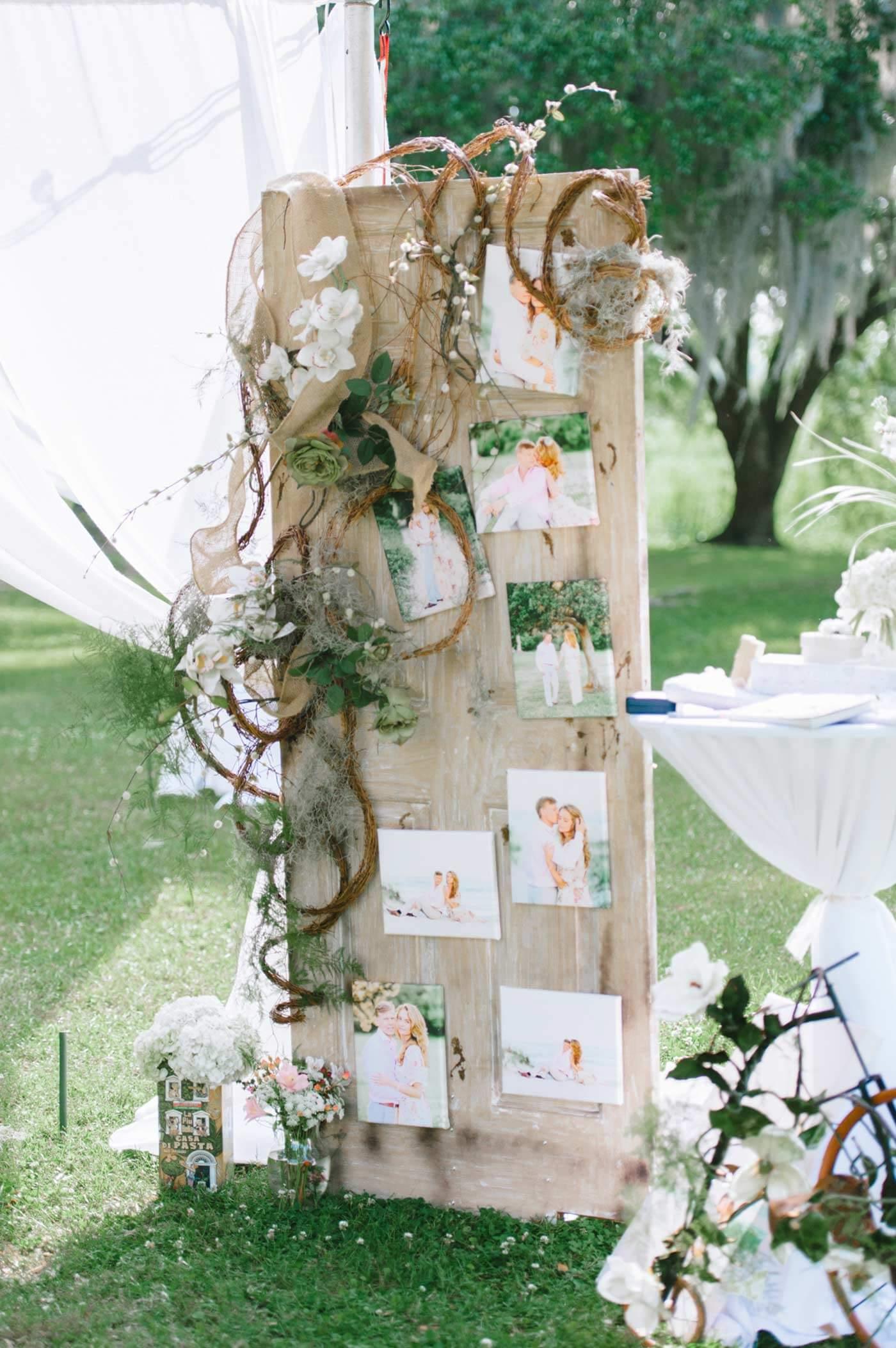Hochzeitsdeko Fotos