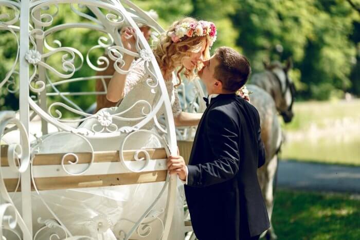 Hochzeit Motto Märchen